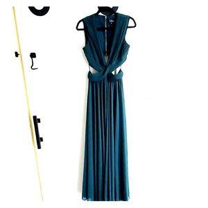 LULUS Vivid Imagination Formal Gown